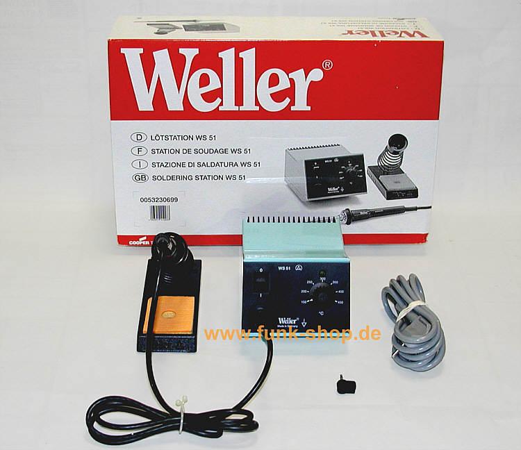 weller ws 51